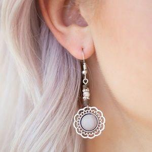 Cute Stone Earrings